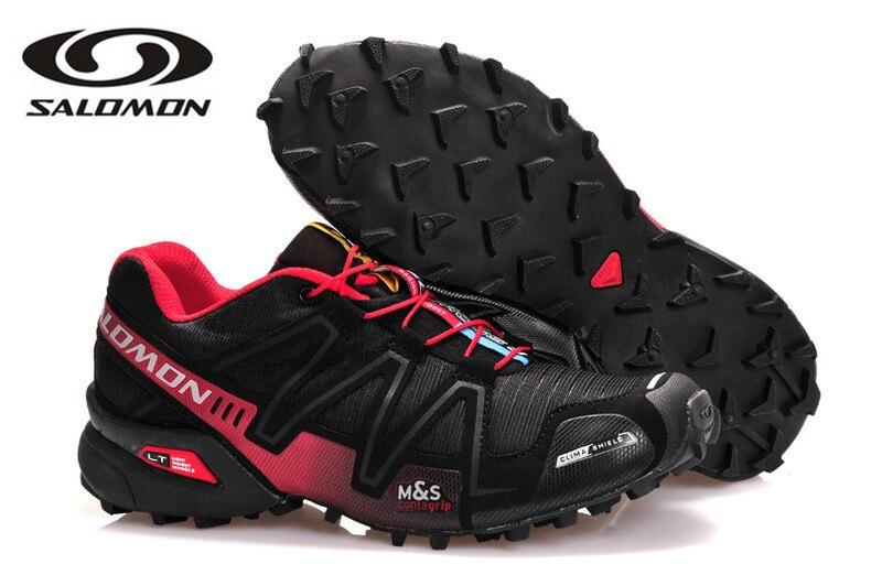 Salomon Speed Cross 4 Free Run Lightweight Sport Shoes Breathable Outdoor Running Sneakers men Running Shoes men running shoes canvas sport shoes breathable running shoes men sneakers 2s28