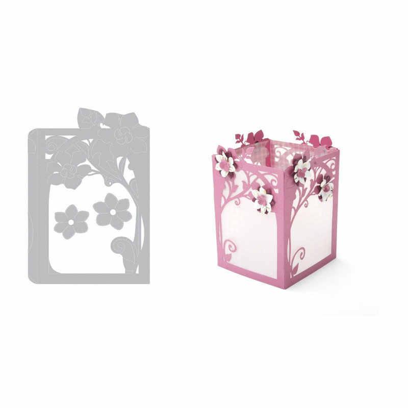 3D мыло в подарочной коробке металлические трафареты для пресс-формы для DIY Скрапбукинг ремесло Cut умереть 2019 углерода высечки и тиснения фото карточное украшение