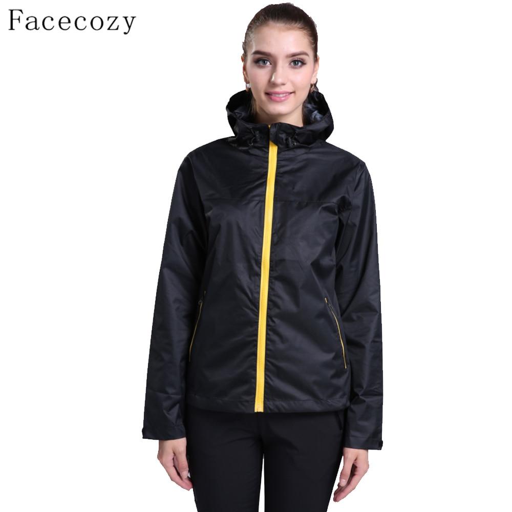 11.11 facecozy mujeres otoño pesca monocapa chaqueta al aire libre femenino a pr