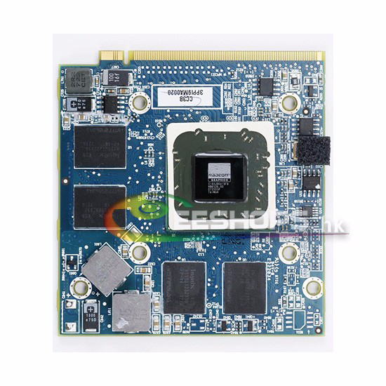 DDR3 256MB Graphics Video Card ATI Mobility Radeon HD 2600 HD2600 for Apple iMac Mid-2007 A1224 MA877LL/A 20-Inch Desktop PC