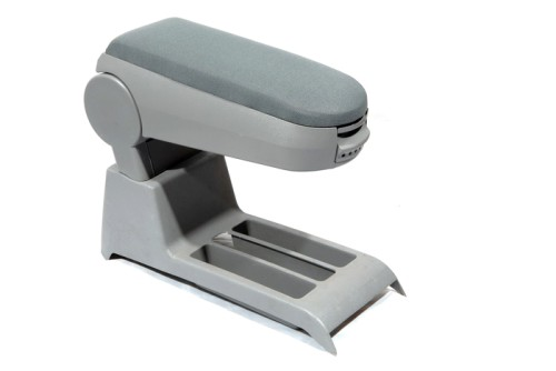Center Console Armrest (Cloth Grey) FOR Polo 9N 9N3 бур makita sds max