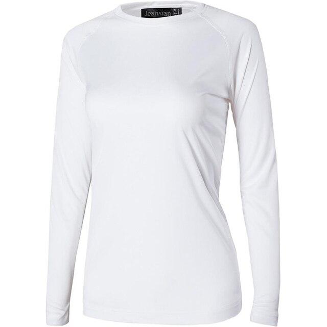 New Arrival 2019 Womens UPF50 + UV-Sonnenschutz Outdoor Sport T-Shirt Tops&Tees Size SWT246 S M L XL (PLEASE CHOOSE USA SIZE)