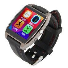 Smart Bluetooth android Smart-Phone Uhr Smartwatch für Android-Handy und IOS Mit Schlaf-monitor Smart Gesundheit Armbanduhr