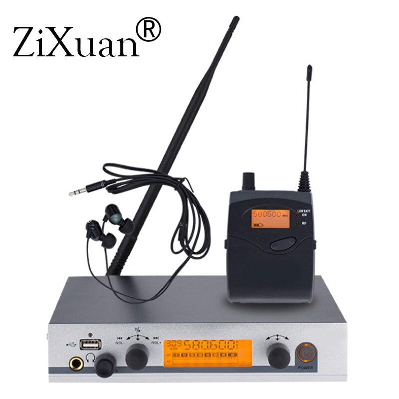 Senhneiser DS-530 G3 система мониторинга, беспроводной в ухо монитор профессиональный для сцены, церкви