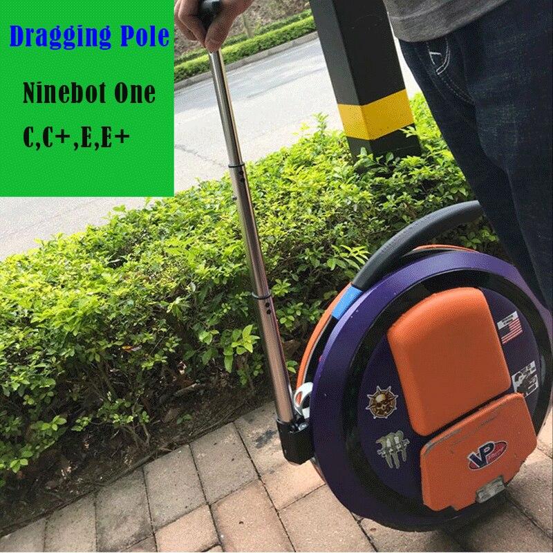 Glisser pôle et packstand pour Ninebot Une Hoverboard C, C +, E, E + solowheel électrique équilibre scooter