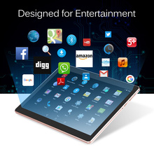 10 1 inch tablet infantil function gps wifi android 7 0 3G WCDMA 4 core 1280