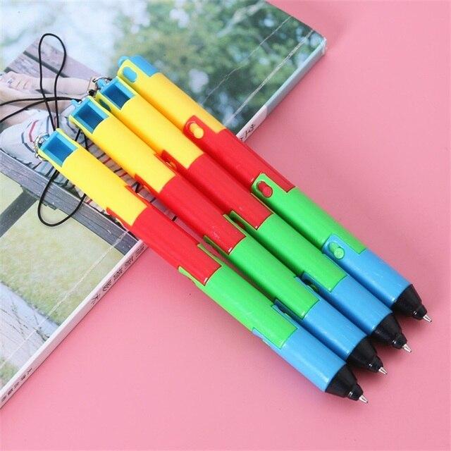 Folding Ballpoint Pen 1 Pcs Banner Pens