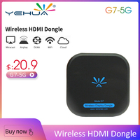 New TV Stick G7 5Ghz High Speed WiFi Display TV Dongle Support Miracast Airplay DLNA for Apple Android