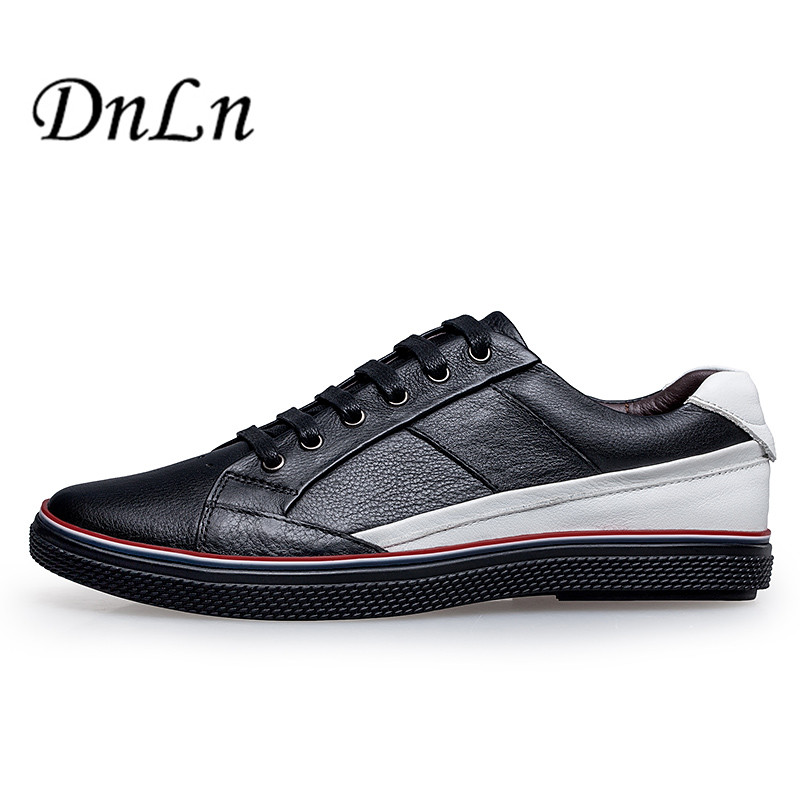 Men Casual Shoes Luxury Genuine Leather Fashion  Breathable And Comfortable Mens Shoes cbjsho brand men shoes 2017 new genuine leather moccasins comfortable men loafers luxury men s flats men casual shoes