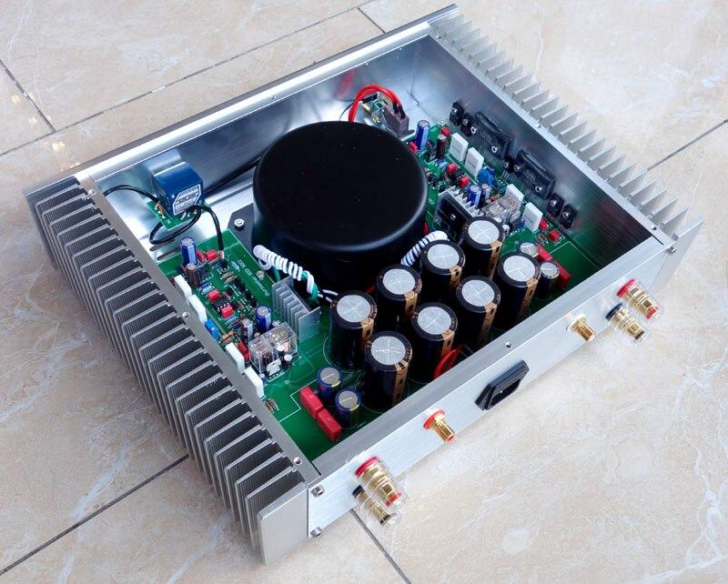 2017 Brise Audio Référence au son de Berlin 933 amplificateur de puissance circuit amplificateur parfait classique