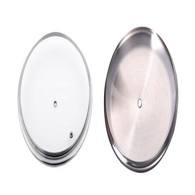 Yiwumart ustensiles de cuisine universels   Pot remplaçable tasse couvercle bouton circulaire, poignée à vis pièces de cuisine