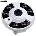 Gadinan 1080 p 5mp 1.7mm lente ojo de pez 6 unids potente matriz onvif de la cámara ip panorámica 2.0 motion detector