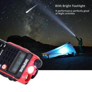 Image 3 - 2個ledライト4800バッテリーBf Uvb2 baofeng Uvb2プラスwalkietalkie cbラジオ携帯comunicadorハイパワーbaofeng 8ワットb2