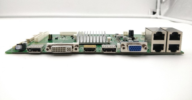 Video wall LCD controller board support various of video signal(DP+HDMI+DVI+VGA) input and one DP signal loop out