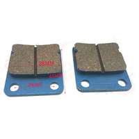 Steel Rear Brake Pads Disks Shoes For 50cc 70cc 90cc 110cc 125cc 140cc 150cc 160cc Pit