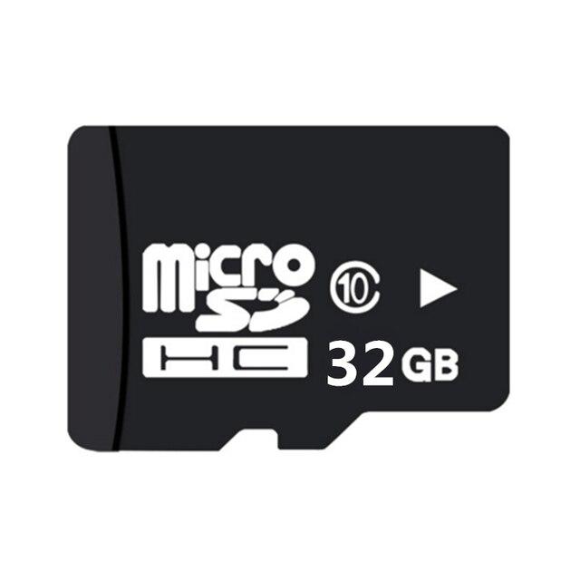 Сертифицированное Качество Micro SD Card 32 ГБ Класс 10 Реальная Емкость Гарантировано Карты Памяти с Трехлетней Гарантией
