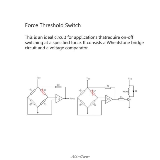 Capteur de pression RP-C18.3-ST capteur de pression haute précision capteur de pression à couche mince Flexible à détection de pression intelligente 20g-6kg