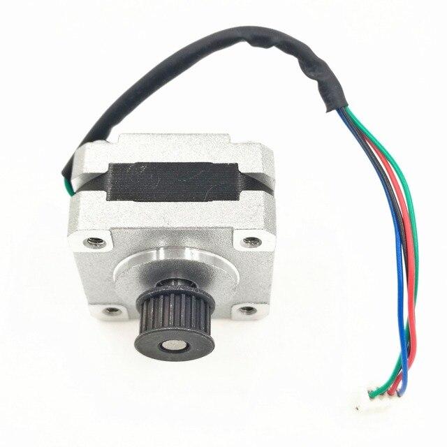 2 Phase 4 Draht 35 Schrittmotor 0,9 grad 20mm 3d drucker ...
