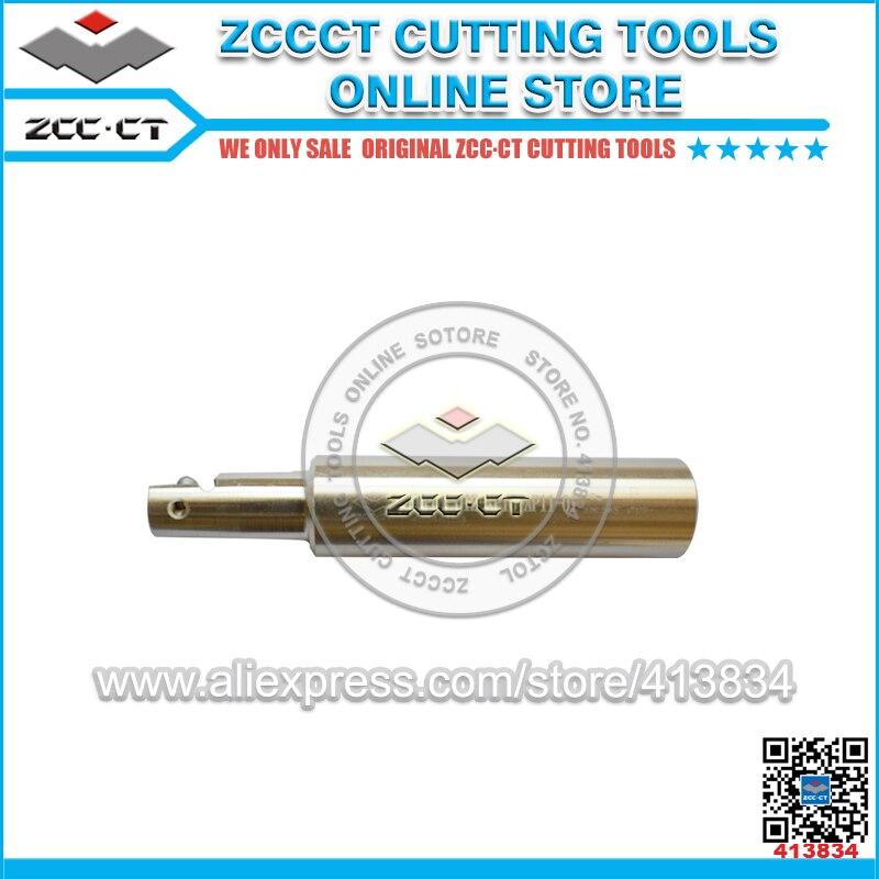 1pc titular ferramenta de trituração zcc EMP01-012-XP16-AP11-01 1 dentes moinho cortador para apkt metal torno corte