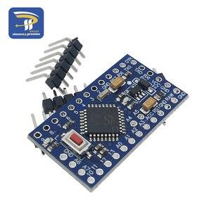 Image 4 - 10 ピース/ロットプロミニ 328 3.3V 8Mhz ATMEGA328 電子ビルディングブロック ATMEGA328P 5 V/16 メートル arduino の互換 Nano