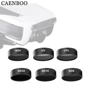 Image 1 - CAENBOO Camera Filters For Mavic Air UV CPL Polarized ND 8 16 32 Neutral Density Set Drone Filter For DJI Mavic Air Accessories