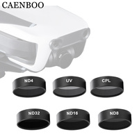 CAENBOO Camera Filters Mavic Air UV CPL Polarized ND 8 16 32 Neutral Density Set Drone