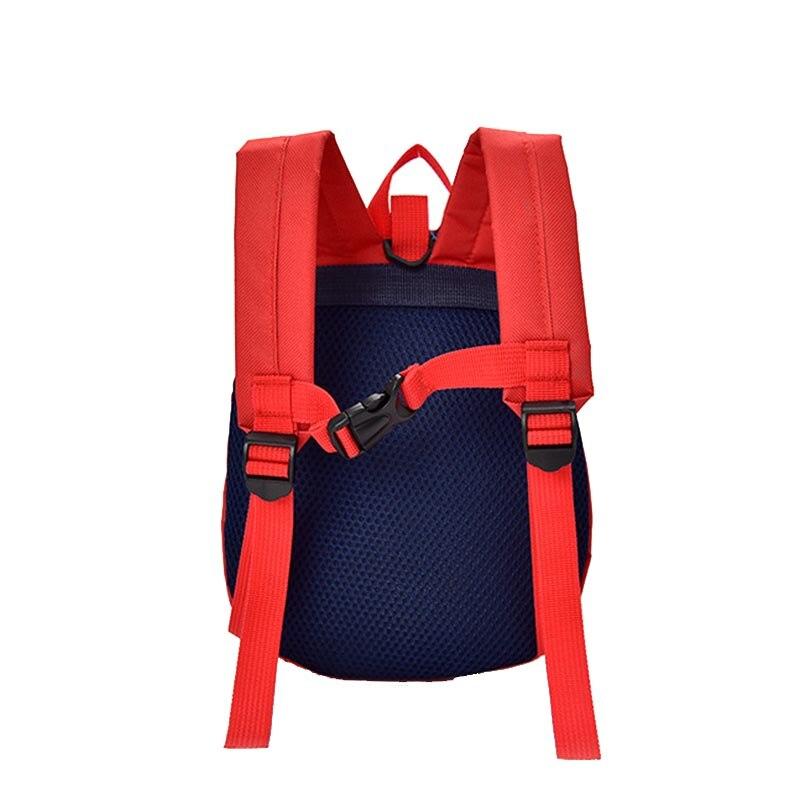 2019 Children Boy Girl Plush Travel Backpack Bag 1 6Y New Cute Anti Lost Student Plush Backpack Baby Girls Cartoon Bear Bag