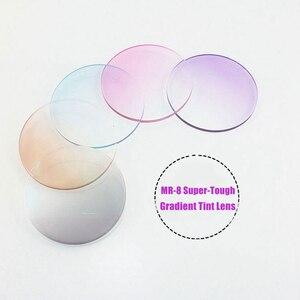 Image 5 - 1,61 Tinted Asphärische Verschreibungspflichtige Linse brille Optische Linsen für Sonnenbrille Linsen Single Vision Sonnenbrillen Objektiv