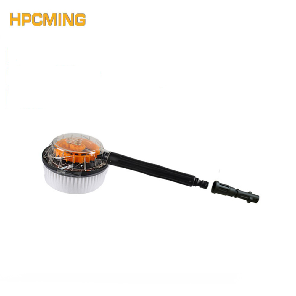 2018 New Direct Selling Gs Rotatable Circular Brush Type Connect With High Pressure Gun Karcher 35cm*14cm*10cm (cw015-c)