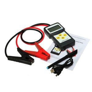 Image 5 - Lansl MICRO200 Digital Battery Tester 12V Battery Capacity Tester CCA Car Battery Diagnostic Tool Battery Analyzer