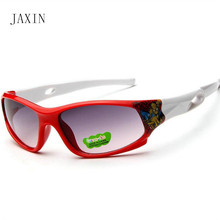JAXIN Fashion Kids Sunglasses personality trend new Boy Girl colorful gorgeous eye protection Gasses UV400 oculos