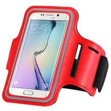 Honor 6/ P7/3C Capa Shell Universal Sports Running Arm Band Bag Holder Pouch Belt Case For Huawei Honor 6/P7/3C Arm Bag Band GYM