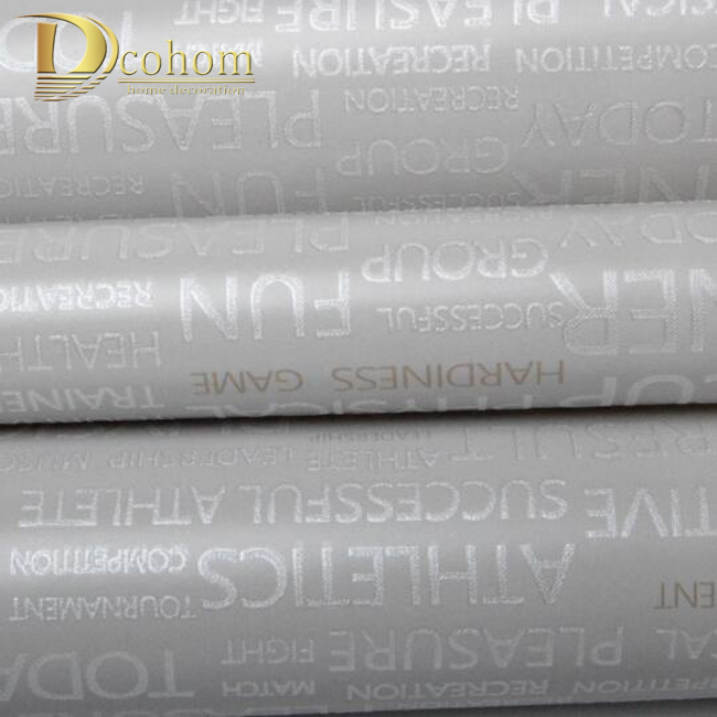 Hot Sale Modern Home decor Wallpaper For Walls 3 D Embossed Wall paper Bedroom Children room Letter papel de parede R649 riggs r miss peregrine s home for peculiar children