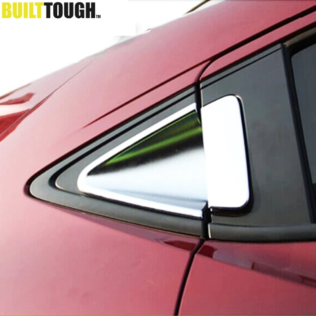 For Honda Vezel HR V HRV 2014 2016 2017 2018 Chrome Rear Door Handle ...