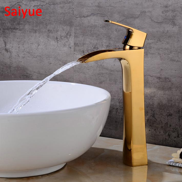 China Wenzhou Faucet Manufacturer Luxury Industrial Design Gold ...