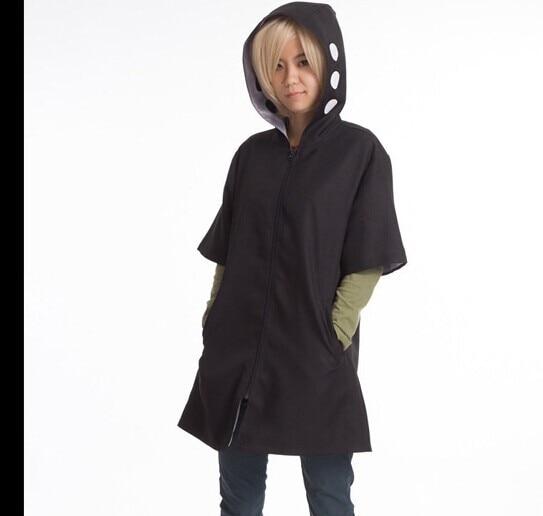 Anime MekakuCity KANO SHUUYA acteurs chaleur brume projet Costume Cosplay (projet Kagerou) cape + chemise