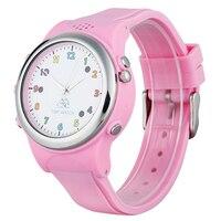 Kids Smart Watch Wristwatch GPS LBS Double Location Safe Children Watch Activity Tracker SOS Call SIM