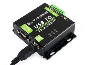 Image 5 - FT232RL RS232/RS485/TTL UART moduł komunikacyjny szeregowy dwukierunkowy przemysłowy z izolacją