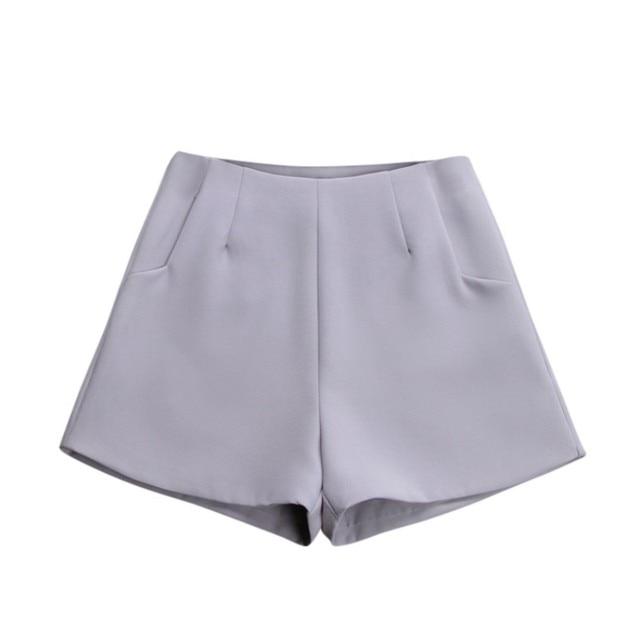 Dames Korte Broek Zwart.Zomer Hot Mode Vrouwen Shorts Rokken Hoge Taille Casual Pak Shorts