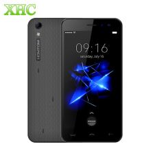 "4G HOMTOM HT16 Pro 16GB 5.0"" Android 6.0 MTK6737 Quad Core 1.3GHz Smartphone RAM 2GB Dual SIM 13MP Camera 3000mAh Mobile Phone"