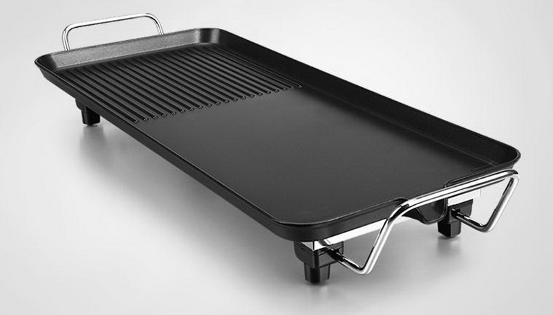 251224 household electric grill furnace multifunction electric baking pan barbecue machine. Black Bedroom Furniture Sets. Home Design Ideas