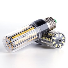 E27 LED Lamp E14 Corn Light 220V 110V Bulb 3.5W 5W 7W 9W 12W 15W 20W High Brightness SMD 5736 No Flicker