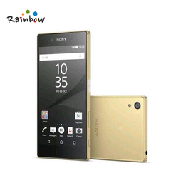 Original Sony Xperia Z5 E6653 Unlocked 3GB RAM 32GB ROM GSM WCDMA 4G LTE Android Octa Core 5.2 Inch Screen 23MP 2900mAh Battery