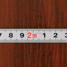 2m Self Adhesive Tape Measure Left to Right Rule:Steel mm
