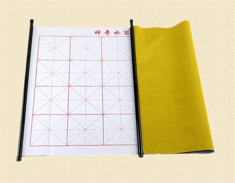 online get cheap writing practice paper com alibaba biyoumi blank chinese calligraphy magic water writing cloth papers repeat use for calligraphy practice