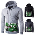 Fashion Casual Camouflage Bomber Jackets Men Slim Fit Camo Windbreaker Hooded Jacket And Coat Thin Baseball Jaket TJA011