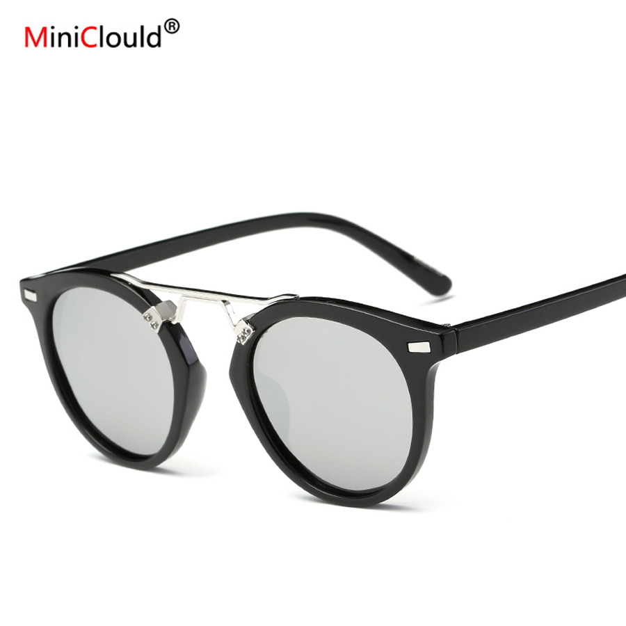 a01d8f1859 Online Shop Retro Round Sunglasses Men Polarized Glasses Girl Circle Lenses  Driver Glasses Mirror Sunglasses Ray Sunglases Sun Glass Glasses