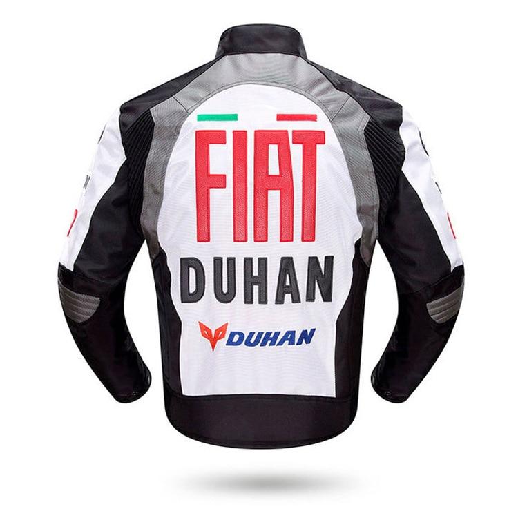 Costume de course de moto Anti chute coupe-vent costume FIAT Cross Country moto vêtements d'équitation pour hommes taille M-XXL - 5