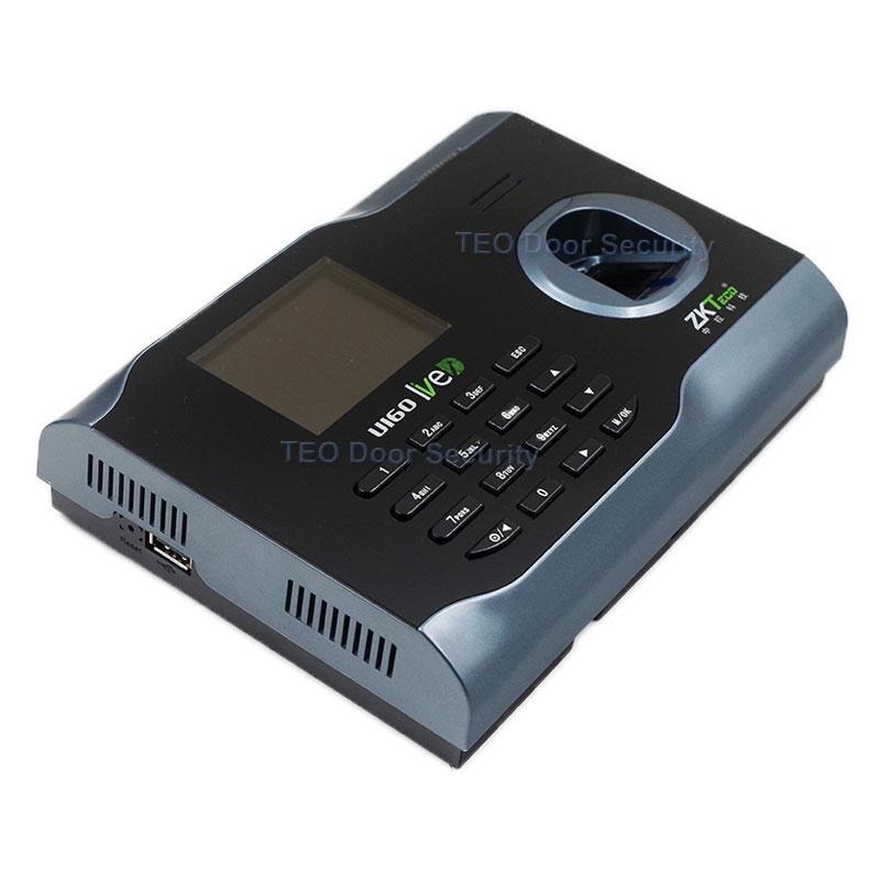 Ujjlenyomat-időnkénti WIFI időfigyelő rendszer a ZMM220 - Biztonság és védelem - Fénykép 4