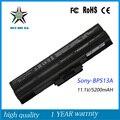 11.1 v nueva calidad de la batería del ordenador portátil para sony vgp-bps13/s bps13a/b vgp-bps13a/q tx57cn